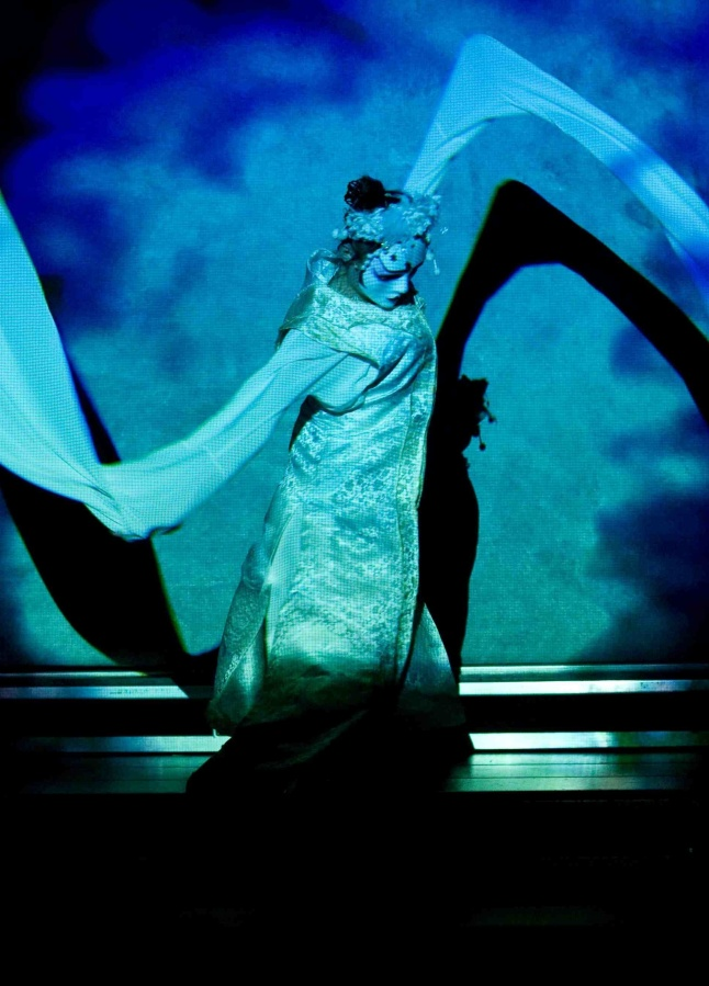 The Blue Dragon by Robert Lepage at Vancouver 2010 Cultural Olympiad