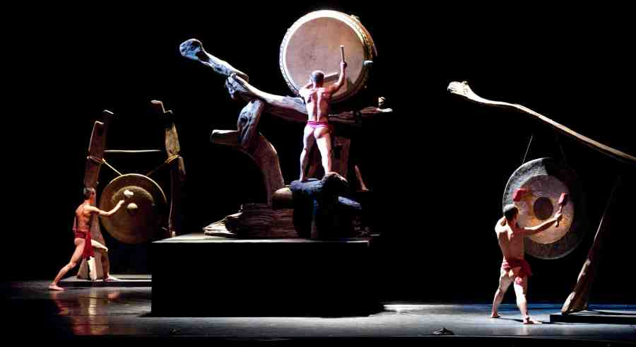 U Theatre (Sound of Ocean) at Vancouver 2010 Cultural Olympiad